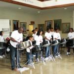 Bermuda School of Music Steel Orchestra