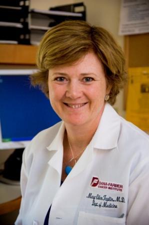 Medical Oncologist Dr. Mary Ellen Taplin