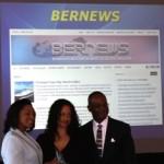 bernews website award