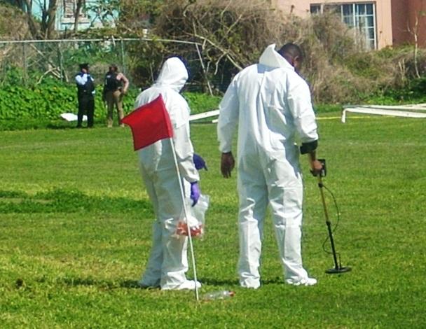 police metal detactors