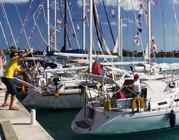 ARCE10 - Boat Photos - Setantii - Arrival in Bermuda3 614x480