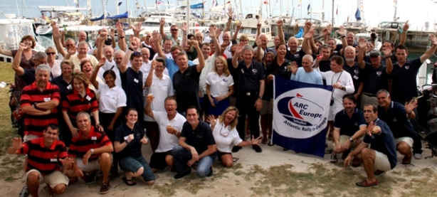 ARCE10 - Crew Photos - All Crew Leg 1 in Bermuda 640x289
