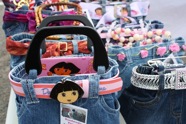 bermuda handmade purses