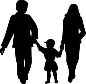 family-silhouette-clip-art