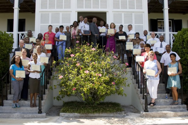 bermuda Health School Awards