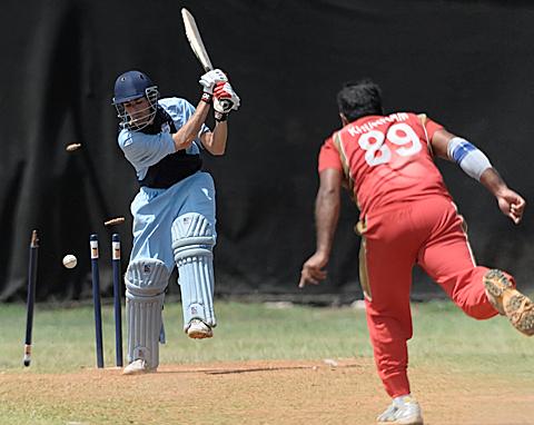 twenty20 cricket bermuda canada 2010 2