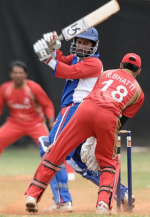 twenty20 cricket bermuda canada 2010