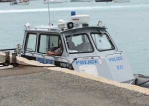 marine police