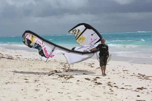 kite surfer bermuda 2010