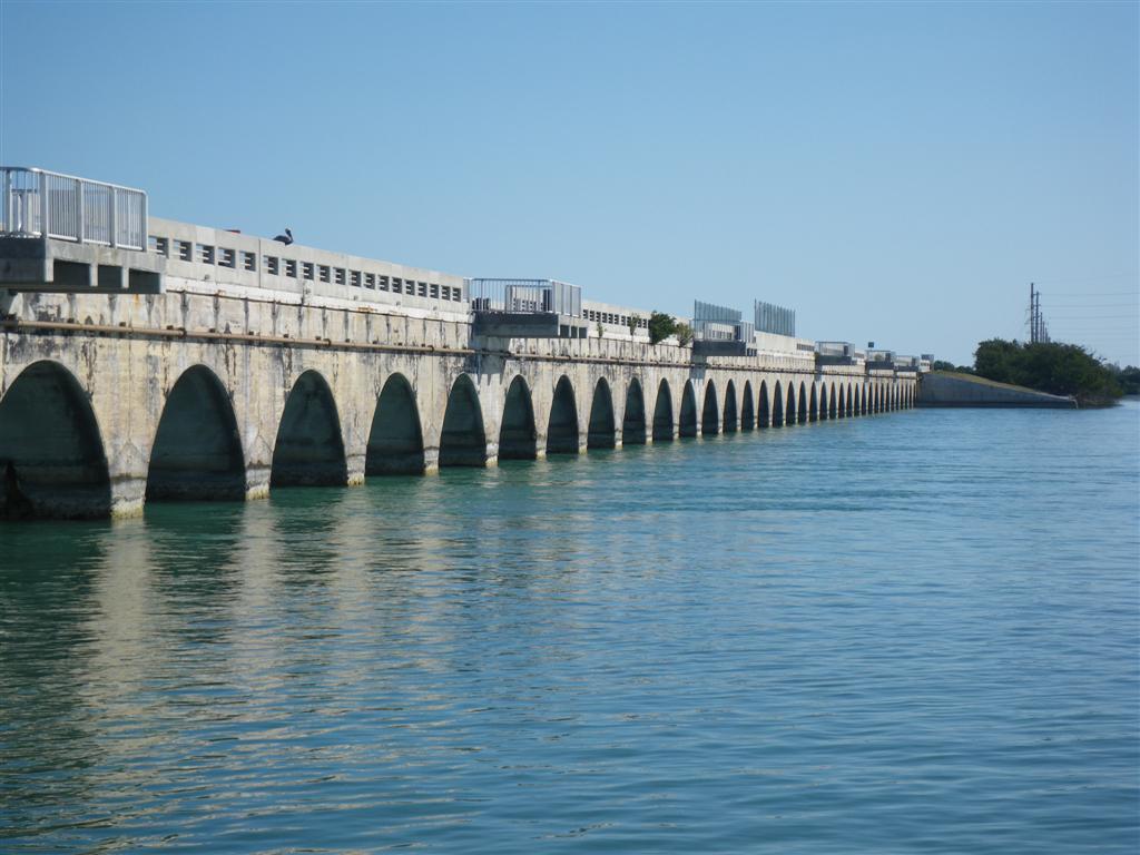 Kim swan on causeway we need a safe crossing bernews for Florida keys bridge fishing
