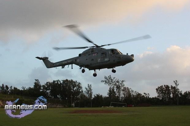 royal navy helicopter bermuda 2010 (3)