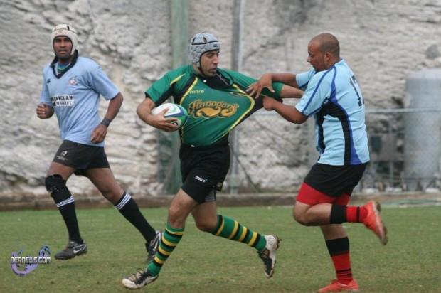 2010 mariners rugby match bermuda