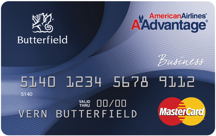 Butterfield launches new card aa flyer miles bernews finalaabusiness colourmoves