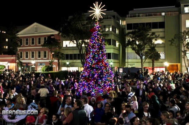 Fashion Island Christmas Tree Lighting