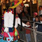 St. George's Santa Parade  Dec 10 10-1-10