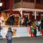 St. George's Santa Parade  Dec 10 10-1-25
