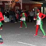 St. George's Santa Parade  Dec 10 10-1-35