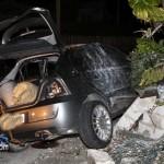 Car Accident Harrington Sound Road Bermuda Jan 24th 2011-1-14