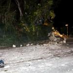 Car Accident Harrington Sound Road Bermuda Jan 24th 2011-1-4