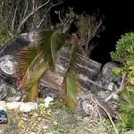 Car Accident Harrington Sound Road Bermuda Jan 24th 2011-1-5