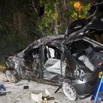 Car Accident Harrington Sound Road Bermuda Jan 24th 2011-1-9