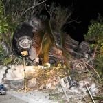 Car Accident Harrington Sound Road Bermuda Jan 24th 2011-1