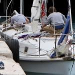 Carefree IV Arrives in Bermuda Jan 21st 2011-1-19