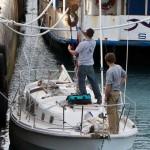 Carefree IV Arrives in Bermuda Jan 21st 2011-1-20