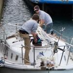 Carefree IV Arrives in Bermuda Jan 21st 2011-1-23