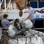 Carefree IV Arrives in Bermuda Jan 21st 2011-1-24