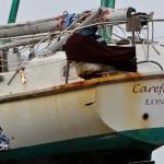 Carefree IV Arrives in Bermuda Jan 21st 2011-1-27