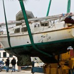 Carefree IV Arrives in Bermuda Jan 21st 2011-1-28