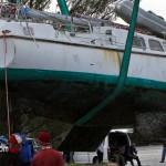 Carefree IV Arrives in Bermuda Jan 21st 2011-1-29