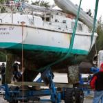 Carefree IV Arrives in Bermuda Jan 21st 2011-1-30