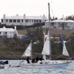 Carefree IV Arrives in Bermuda Jan 21st 2011-1-7