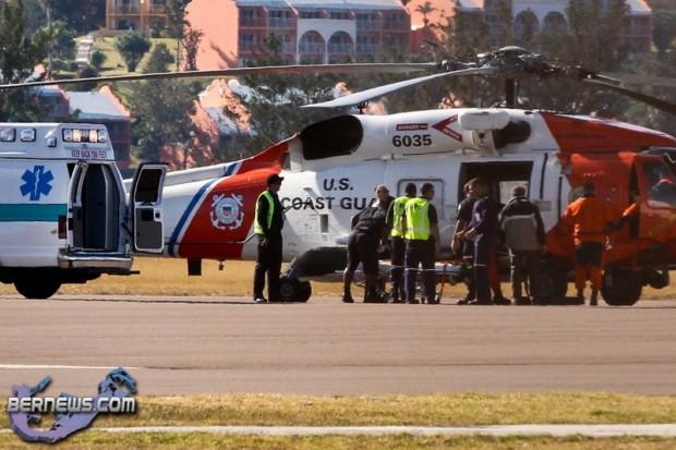Coast Guard Medivac Jan 2nd 11-1-3