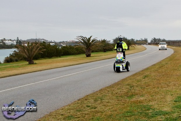 T3 Police Trike Bermuda Jan 16th 2011-1-2