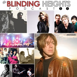 The Blinding Heights Podcast Episode 11 Cover