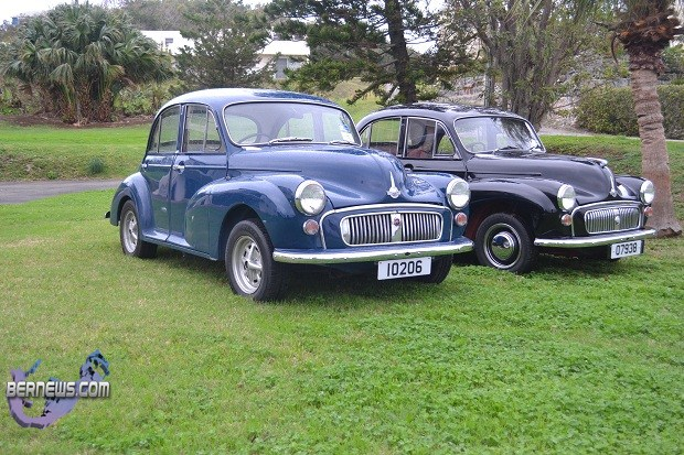 bermuda morris minor cars (2)