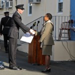 Bermuda Police Service Recruit Course 73 Passing Out Ceremony Bermuda Feb 24th 2011-1-26