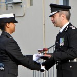 Bermuda Police Service Recruit Course 73 Passing Out Ceremony Bermuda Feb 24th 2011-1-30