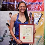 Jenaya Wade-Fray Annual Sports Awards Bermuda Feb 26th 2011-1