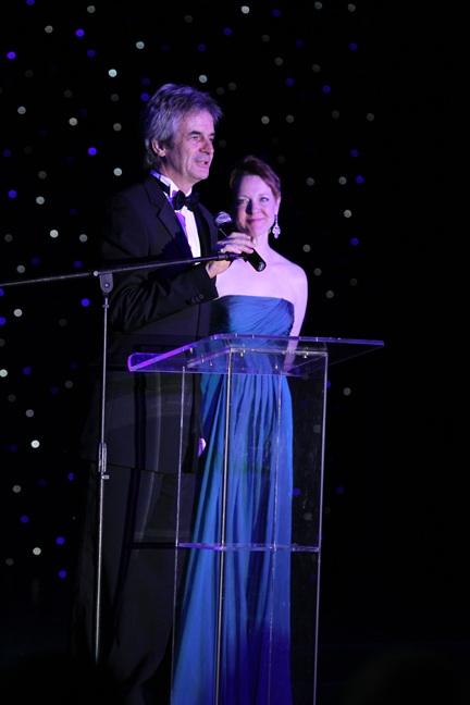 Kevin McKenzie and Rachel Moore Gala 2011