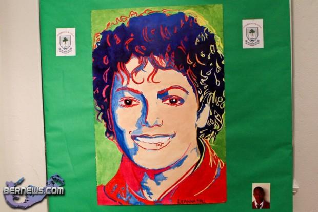 Leanna Hall Cedarbridge Academy Annual Schools Art Show Bermuda Feb 15th 2011-1