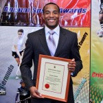 Tyrone Smith Annual Sports Awards Bermuda Feb 26th 2011-1