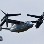 CV-22 Osprey US Air Force Aircraft  Bermuda Mar 21st 2011-1-10