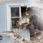 Demolition Old Hospital Building Paget Bermuda Mar 10th 2011-1-19