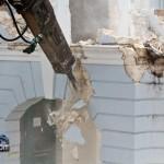 Demolition Old Hospital Building Paget Bermuda Mar 10th 2011-1-6