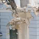 Demolition Old Hospital Building Paget Bermuda Mar 10th 2011-1-8