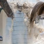 Demolition Old Hospital Building Paget Bermuda Mar 10th 2011-1-9